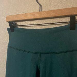 lululemon athletica Pants - Women's teal full length lululemon leggings